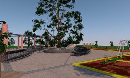 Un grande albero, panchine, giochi: al via il restyling di piazza Papa Giovanni XXIII