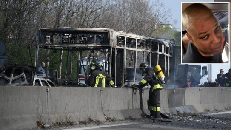 sequestratore bus