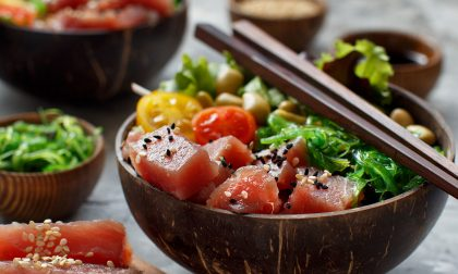 Cibo gourmet  e social eating per la nostra estate