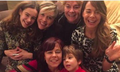 Anche la madre e i parenti più stretti hanno voluto ricordare Nadia Toffa sui social