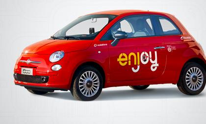 A Buccinasco tornano le auto in condivisione di Enjoy