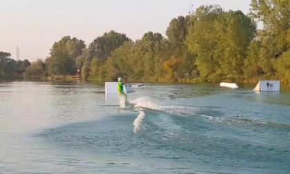 Ordinanza del sindaco: vietato il wakeboard al Lago Santa Maria