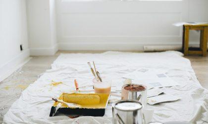Come imbiancare casa fai da te, consigli utili