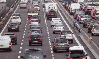 Traffico e code per chi viaggia in autostrada