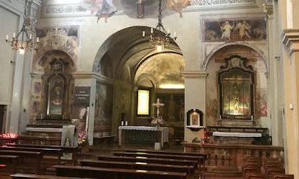 Altare ancora a fuoco: torna il piromane della chiesa di Rozzano