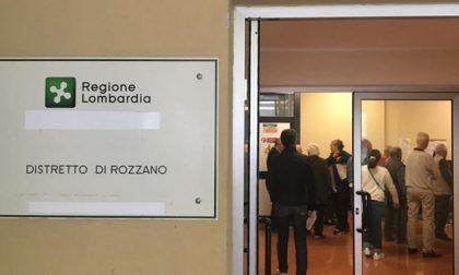 """Sopralluogo di Mammì alla Asst di Rozzano: """"Situazione vergognosa"""" FOTO"""