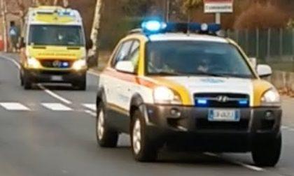 Incidente sulla scala mobile: bambino cade, portato in ospedale in codice rosso
