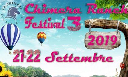 Musica, buon cibo e birre speciali: torna il Chimera Ranch Festival