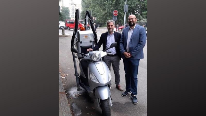 nuovo motociclo