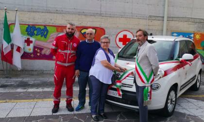 Un nuovo mezzo alla Croce Rossa in ricordo di Barbara