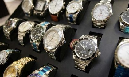 In manette la banda che rapinava orologi Rolex