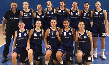 Basket Femminile | Serie C: vittoria per ARCADIS Basket Corsico contro Vismara