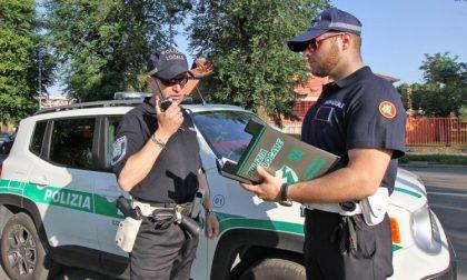 Oltre mille controlli: bilancio positivo per la polizia locale di Rozzano
