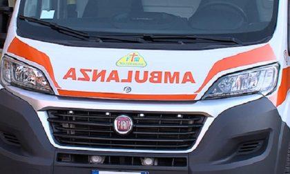 Incidente Vecchia Vigevanese: auto investe ciclista