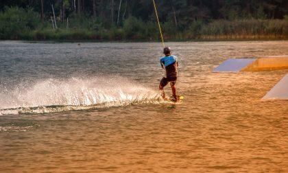 Tornare a muoversi con il wakeboard