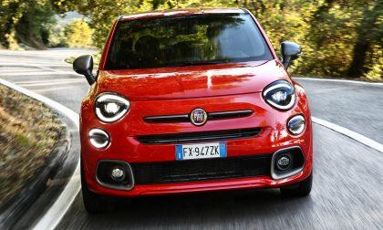 Nuova Fiat 500X Sport, arriva il crossover sportivo