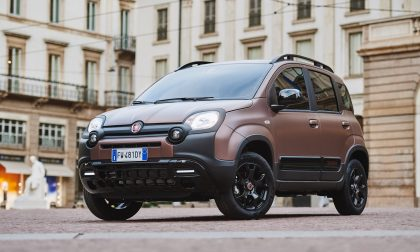 "Nuova Fiat Panda Trussardi, la prima ""Luxury Panda"""