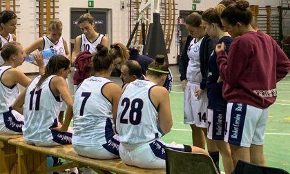 BASKET FEMMINILE | SERIE C - Arcadis Basket Corsico contro Visconti Brignano
