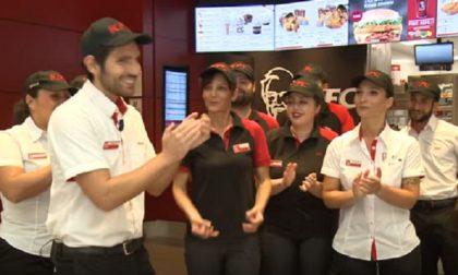 Kfc dona il pollo fritto avanzato all'associazione Fata Onlus