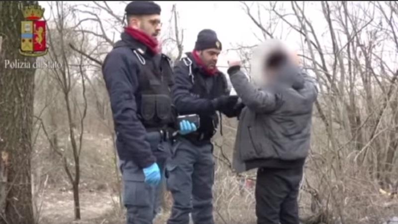 arresti boschetto rogoredo