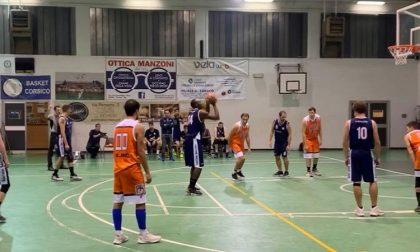 BASKET   Serie D - Arcadis Basket Corsico vs Sant'Ambrogio