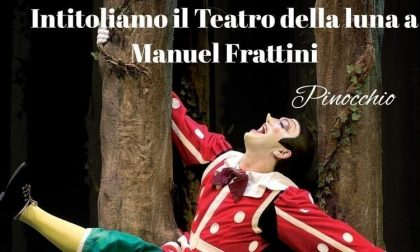 Una petizione per chiedere l'intitolazione del Teatro della Luna a Manuel Frattini