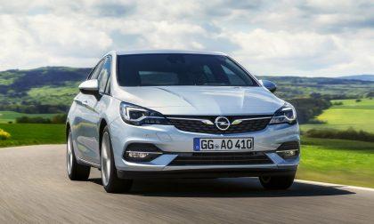 Nuova Opel Astra, tagliate le emissioni di CO2