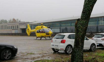 Incidente sul lavoro a Bellusco, operaio di Opera gravissimo VIDEO