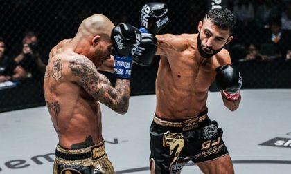 Da Buccinasco alla vetta del mondo: Giorgio Petrosyan numero uno di kickboxing