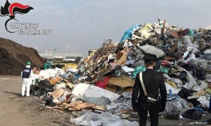 Scoperte 3.500 tonnellate di rifiuti speciali: impianto sotto sequestro