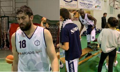 BASKET   Serie D - Arcadis Basket Corsico vs Stradella