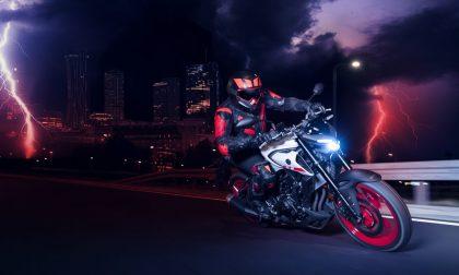 Nuova Yamaha MT-03, Dark Lightning