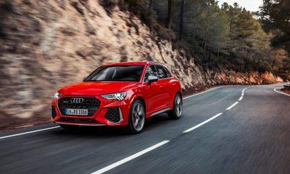 Nuova Audi RS Q3 e Audi RS Q3 Sportback, ecco gli sport utility compatti