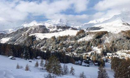 Questo weekend a Madesimo si scia gratis