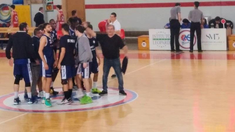 basket corsico serie D
