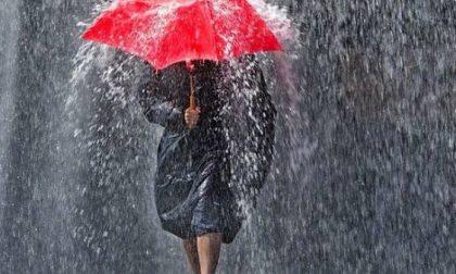 Meteo weekend: Ancora pioggia per tutto il fine settimana, Protezione Civile in allerta