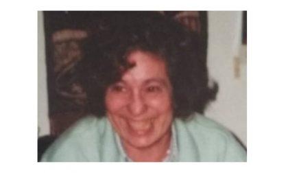 """Scomparsa la signora Santa Lancia, l'appello dei famigliari: """"Aiutateci a trovarla"""""""