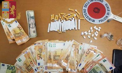 Cocaina nascosta nei filtri delle sigarette: arrestato spacciatore FOTO