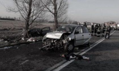 Incidente a Gaggiano, morto il giovane Nicolò