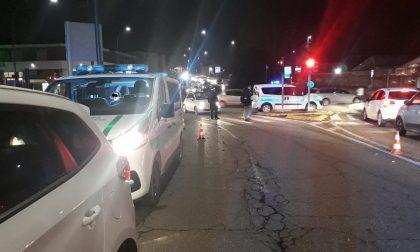 Donna investita da un'auto a Corsico: è in condizioni gravissime