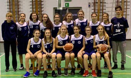 BASKET | CORSICO Under 14 Femminile vince contro BK San Giovanni
