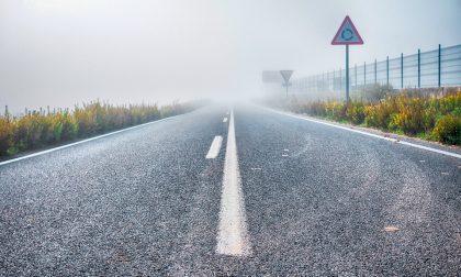 Gomme invernali, più sicuri anche in caso di nebbia