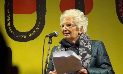 Liliana Segre cittadina onoraria di Buccinasco