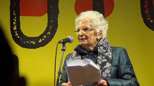 Liliana Segre cittadina onoraria