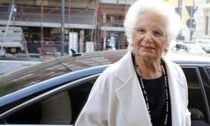 Liliana Segre è cittadina onoraria di Basiglio