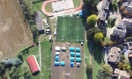 Un nuovo palazzetto dello sport allo Scirea di Buccinasco