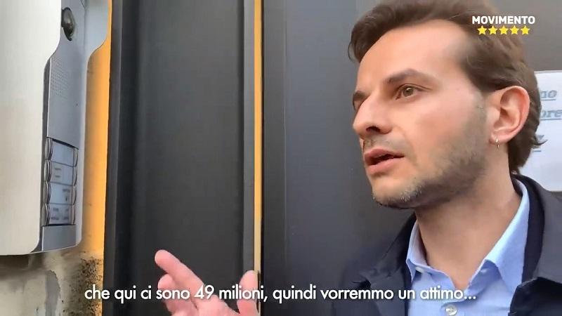 consigliere M5S replica a Salvini