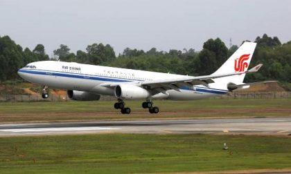 Coronavirus, atterrati gli ultimi voli dalla Cina prima della chiusura del traffico aereo