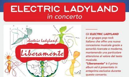 Gli Electric Ladyland finalmente in concerto!
