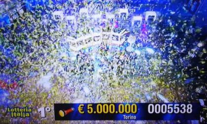 Lotteria Italia: a Buccinasco e Milano biglietti da 20mila euro